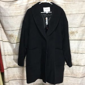 Derek Lam IO Crosby XXL wool jacket luxury new
